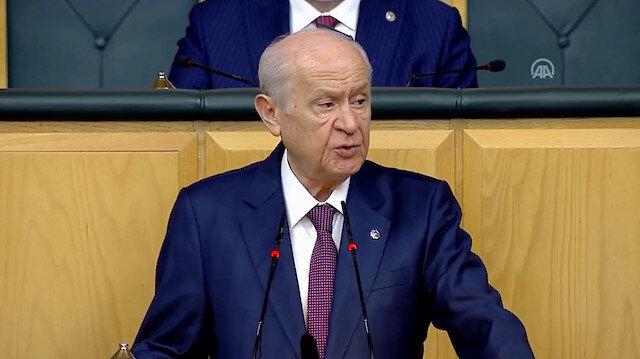 MHP Genel Başkanı Bahçeli: PKK'yı devlet yönetimine mi sokacaksınız