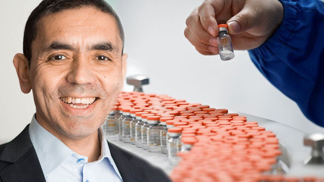 BioNTech aşısını geliştiren Prof. Dr. Şahin Türkiye'ye geliyor
