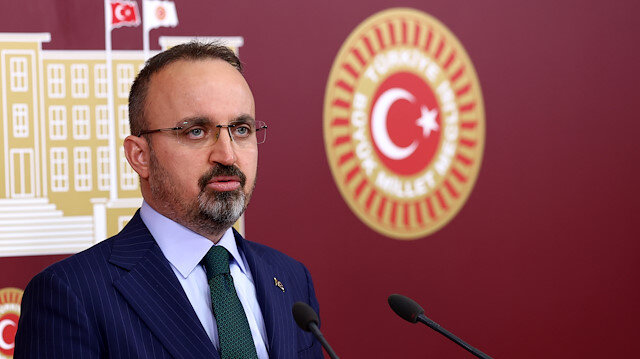 Bülent Turan'dan Akşener'in çirkin söylemine tepki: Erdoğan'a söylenen bu sözler tarihe ihanettir utanmazlıktır