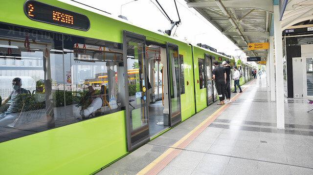 Metro ile her gün  dünya turu