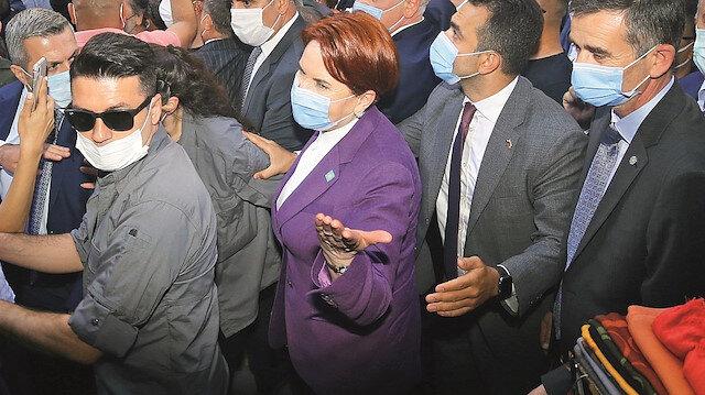 Erdoğan'dan Akşener'e dava