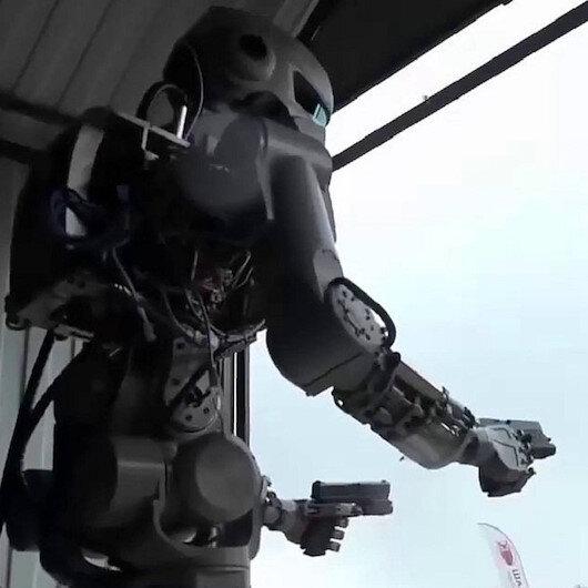 Rusya robot asker seri üretimine başladı
