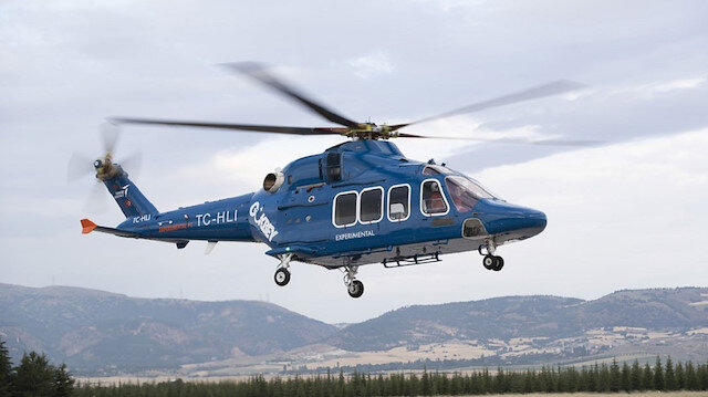 Yerli Gökbey helikopterine tarihe geçecek test