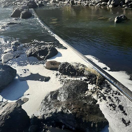 Giresun'da çöp tesisinin atık suyu içme suyuna karıştı: Banyo bile yapamıyoruz