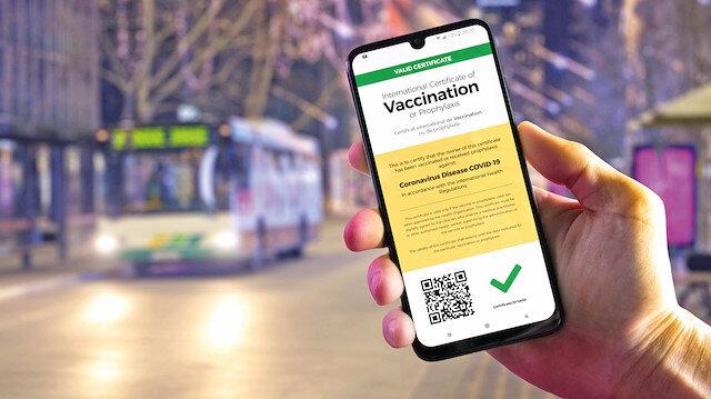 Avrupa'da aşı sertifikası dönemi