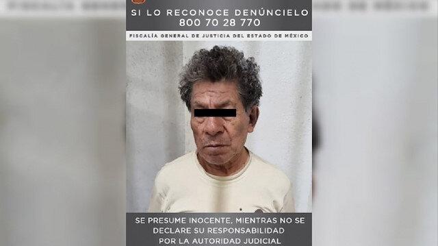 Meksikalı seri katilden kan donduran itiraf: Kurbanlarımı öldürüp cansız bedenlerini yedim