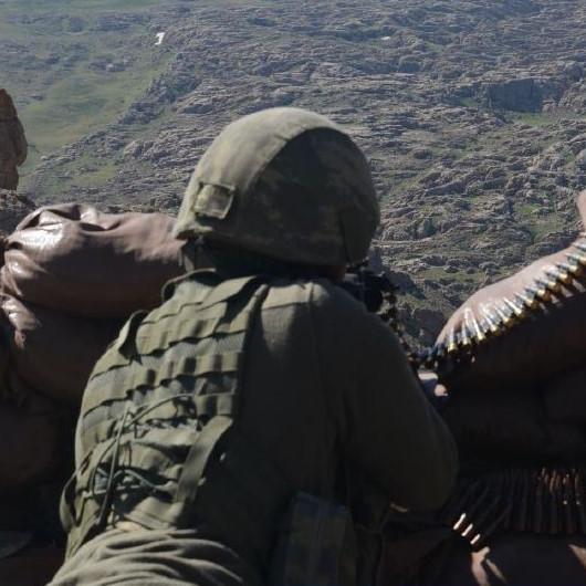 Eren-13 Operasyonu'nda 2 terörist etkisiz hale getirildi