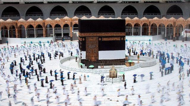 Suudi Arabistan duyurdu: Hac için 60 bin kişilik kontenjan açıldı
