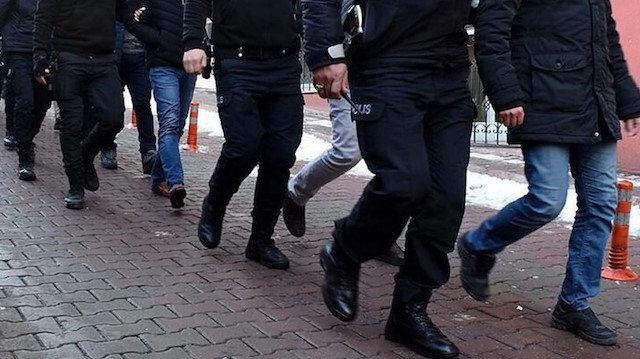 Ankara'da FETÖ operasyonu: 14 şüpheli hakkında gözaltı kararı