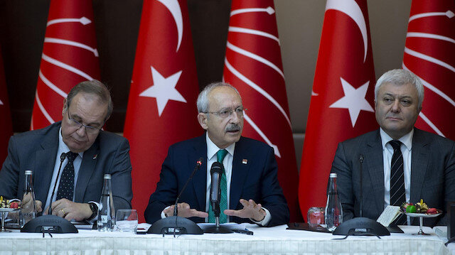 Kılıçdaroğlu: 'Ben adayım' demekle Cumhurbaşkanı adayı olunmaz