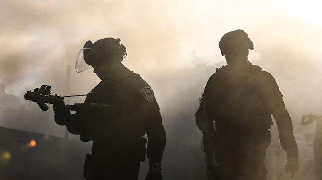 İşgalci İsrail askerleri bu kez de Batı Şeria'da Filistin Kızılayına saldırdı
