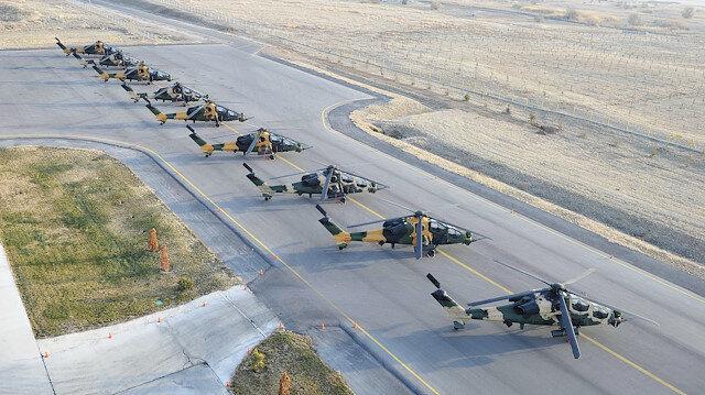 ATAK helikopterinde yurt dışına ilk satış: Pilotlarını Türkiye'ye gönderdi