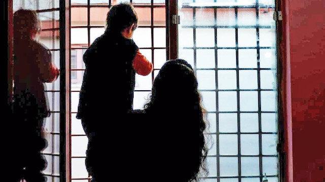 Cezaevine çocuk ayarı: İnfaz paketi Meclis'te