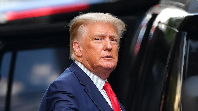 Eski Başkan Trump: Herkes haklı olduğum noktaya doğru geliyor