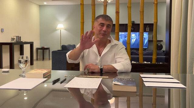 Organize suç örgütü elebaşı Sedat Peker hakkında yakalama kararı