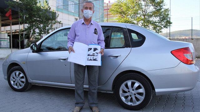 Sıfır aldığı otomobili boyalı çıktı: Davayı 10 yıl sonra kazandı