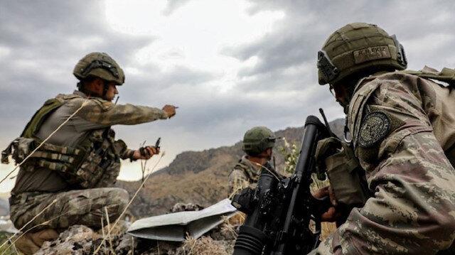 'Mehmetçiğin pençesi'nden kaçış yok: 11 terörist daha etkisiz hale getirildi