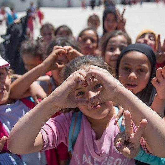 ماردين التركية تستضيف مؤتمرا دوليا عن تعليم أطفال المهاجرين