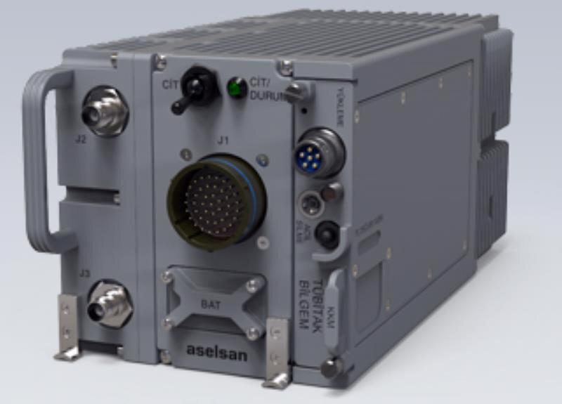IFF Mod 5/S Cevaplayıcı cihaz