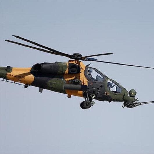 Atak helikopterleri dostu-düşmanı ASELSAN'ın geliştirdiği bu cihazla tanıyacak