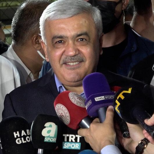 Azerbaycan Futbol Federasyonu Başkanı Abdullayev: Türkiyenin zaferlerini seyredeceğiz