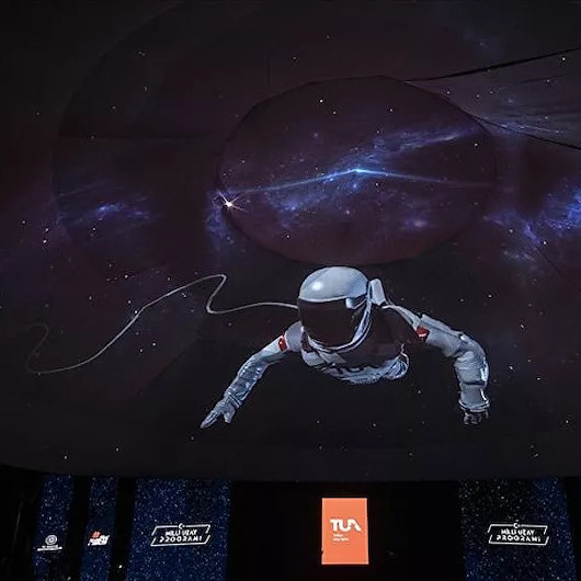 Sanayi ve Teknoloji Bakanlığı: Astronot adayları seçimi yakında başlıyor