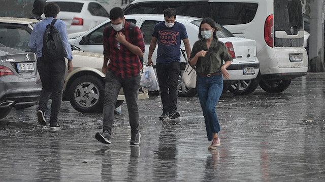 Meteorolojiden Ankara ve bazı illere kuvvetli yağış uyarısı