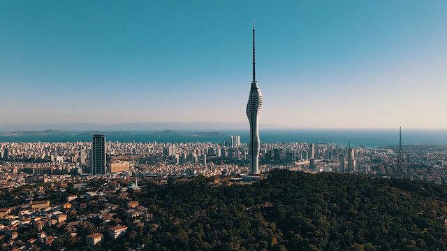 Çamlıca Kulesi'nin resmi açılışı bugün gerçekleştirilecek