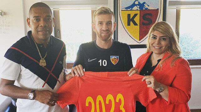 Kayserispor'da iki isme gelen teklif reddedildi