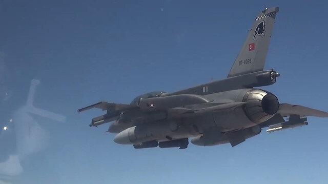 TSK ve MİT'ten Gara'da ortak operasyon: 5 PKK'lı terörist etkisiz hale getirildi