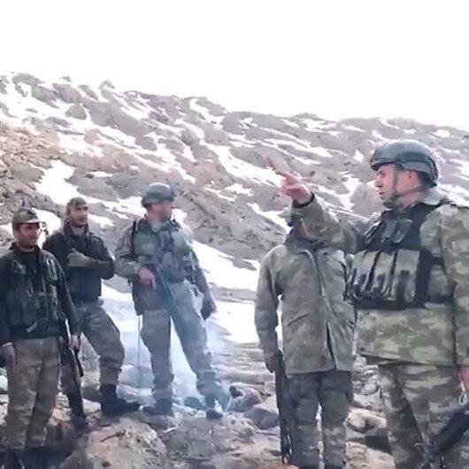 Şehit Tümgeneral Aydoğan Aydın: Malatyadan iki tane F-4 uçağı getirttim 7 tanesini de gömdük oraya
