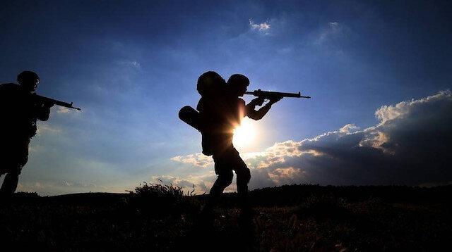 Fırat Kalkanı bölgesinde teröre darbe: Bugün 10 terörist öldürüldü