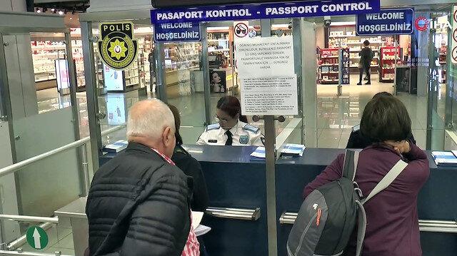 KKTC'ye seyahat edeceklere kimlik uyarısı