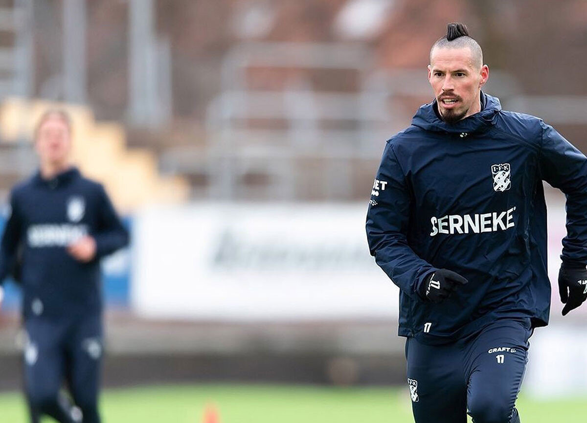 Hamsik'in Göteborg ile sözleşmesi 30 Ağustos'ta sona eriyor.