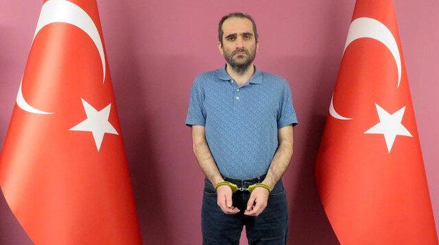 FETÖ üyesi Selahaddin Gülen MİT operasyonuyla yakalanarak Türkiye'ye getirildi