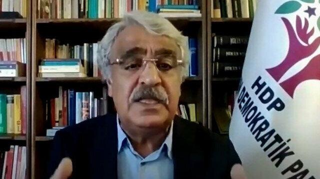 HDP'li Sancar Millet İttifakı'na bir kez daha göz kırptı: Muhalefetin ortak aday çıkarması iyi bir seçenek