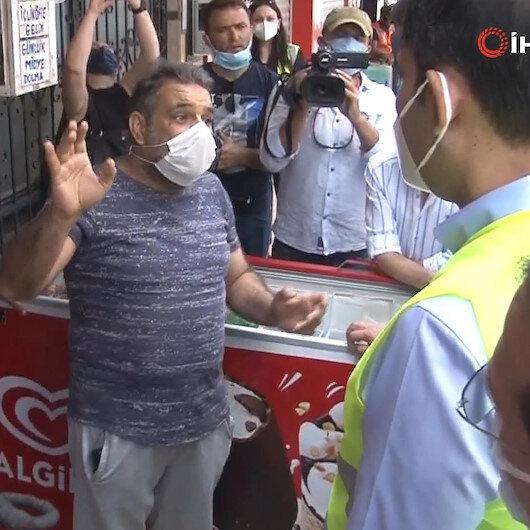 """CHP'li vatandaştan Bakan Kurum'a teşekkür: """"Ben AK Partili değilim CHP'liyim ama gördüğümü söylerim"""""""