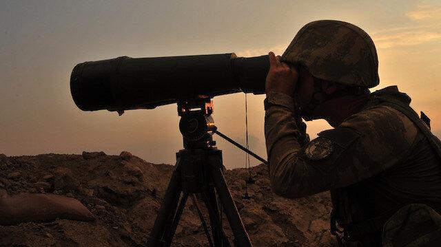 PKK'da çözülmelere devam ediyor: Bir terörist daha teslim oldu