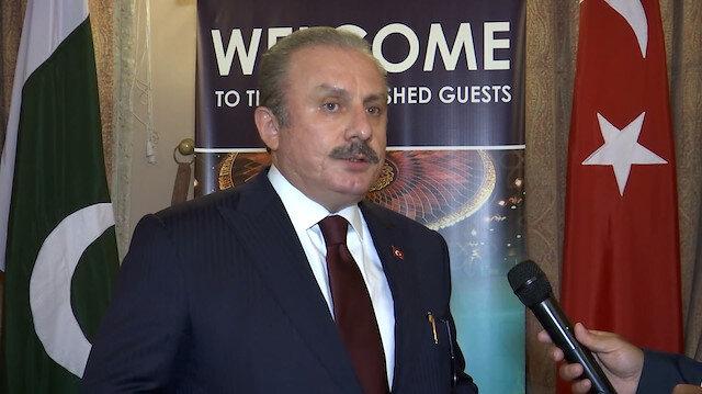 TBMM Başkanı Şentop'tan Kılıçdaroğlu'na sert yanıt: Bu bir eleştiri değil bir iftira