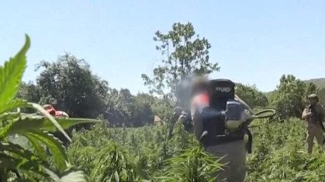 Diyarbakır kırsalında hava destekli narko-terör operasyonu başlatıldı