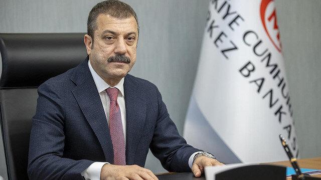 TCMB Başkanı Şahap Kavcıoğlu'ndan 'faiz' açıklaması
