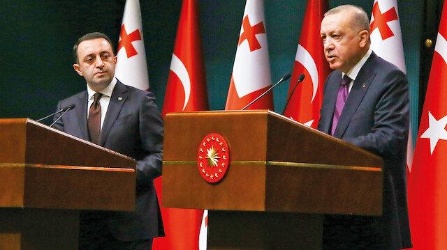 Erdoğan Millet ittifakına sordu: Anayasayı PKK ile mi yapacaksınız