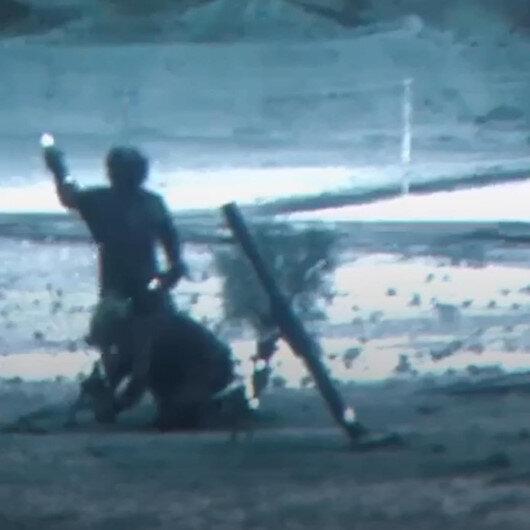 Irakın Süleymaniye kentinde DEAŞ mensubu 8 terörist öldürüldü