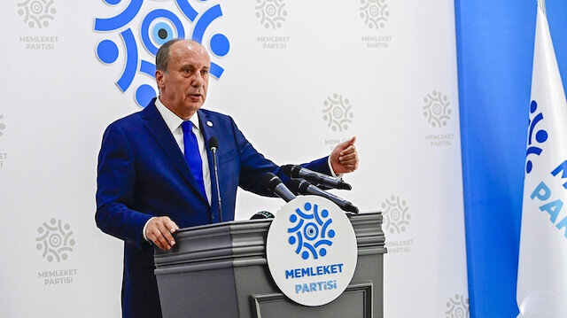 Invitation from Muharrem İnce to CHP members: Now you have a choice