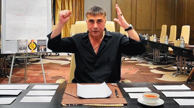 Sedat Peker'e bir şok daha: Uyuşturucu baronu arkadaşına gözaltı