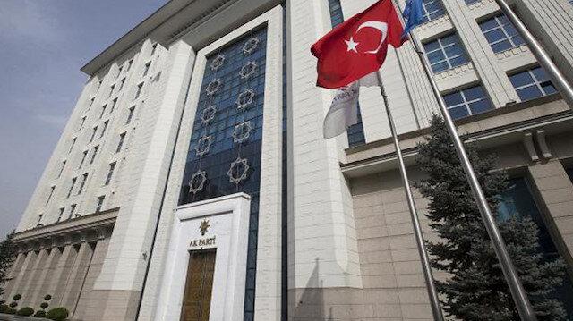 """AK Parti """"Siyasi Partiler Kanunu ve Seçim Yasası"""" taslağını MHP'ye sundu"""