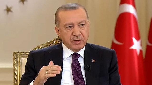 Cumhurbaşkanı Erdoğan: Faizi ve faiz yükünü düşürmemiz lazım