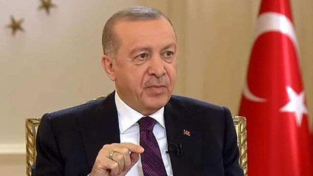 Cumhurbaşkanı Erdoğan'dan deniz salyası açıklaması: Bunu İBB'nin eline bırakamayız