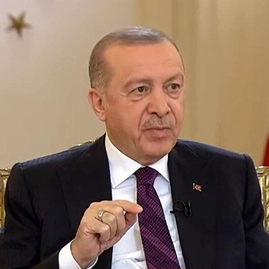 Cumhurbaşkanı Erdoğandan deniz salyası açıklaması: Bunu İBBnin eline bırakamayız