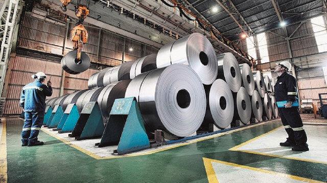 İhracat çelik gibi: Yıl sonu hedefi 200 milyar dolar